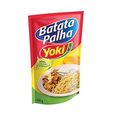 Batata Palha  500g Yoki pacote PCT