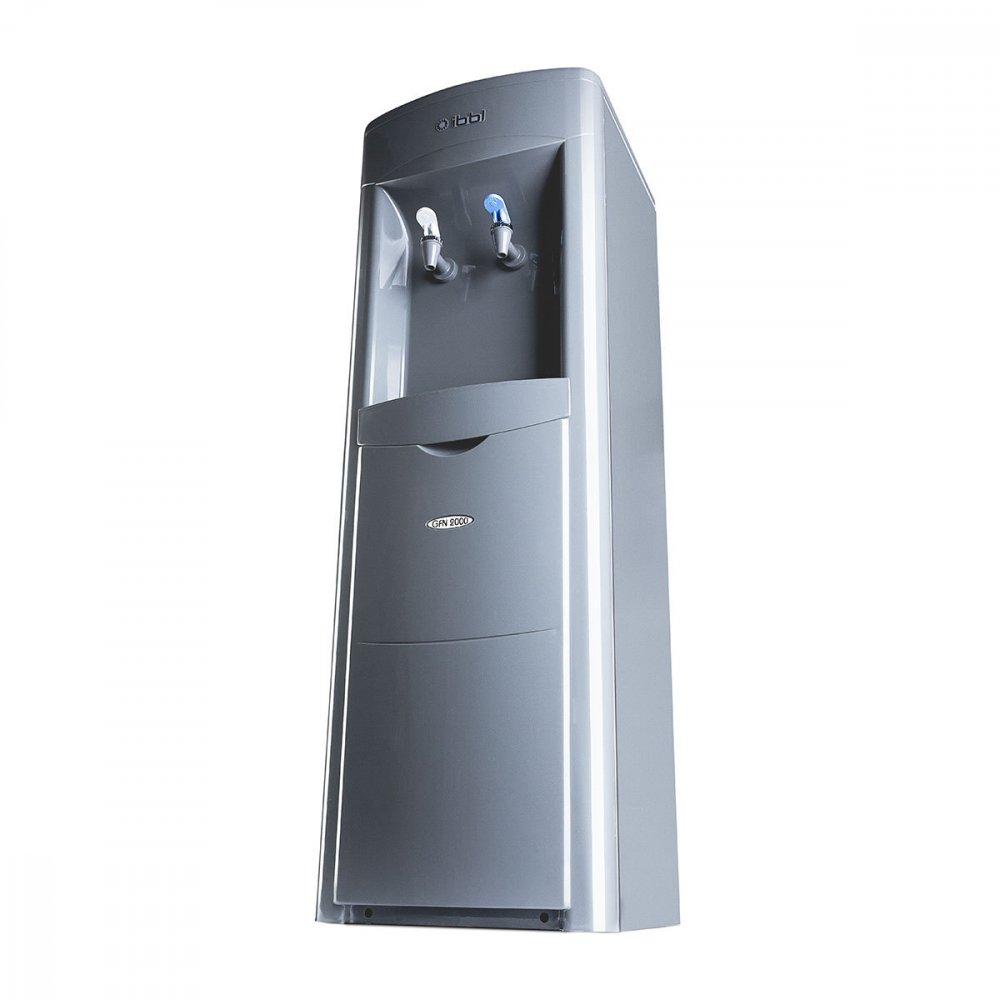 Bebedouro Água de Coluna GFN 2000 Natural e Gelada até 20 Litros Inox 220v unidade IBBL  UN