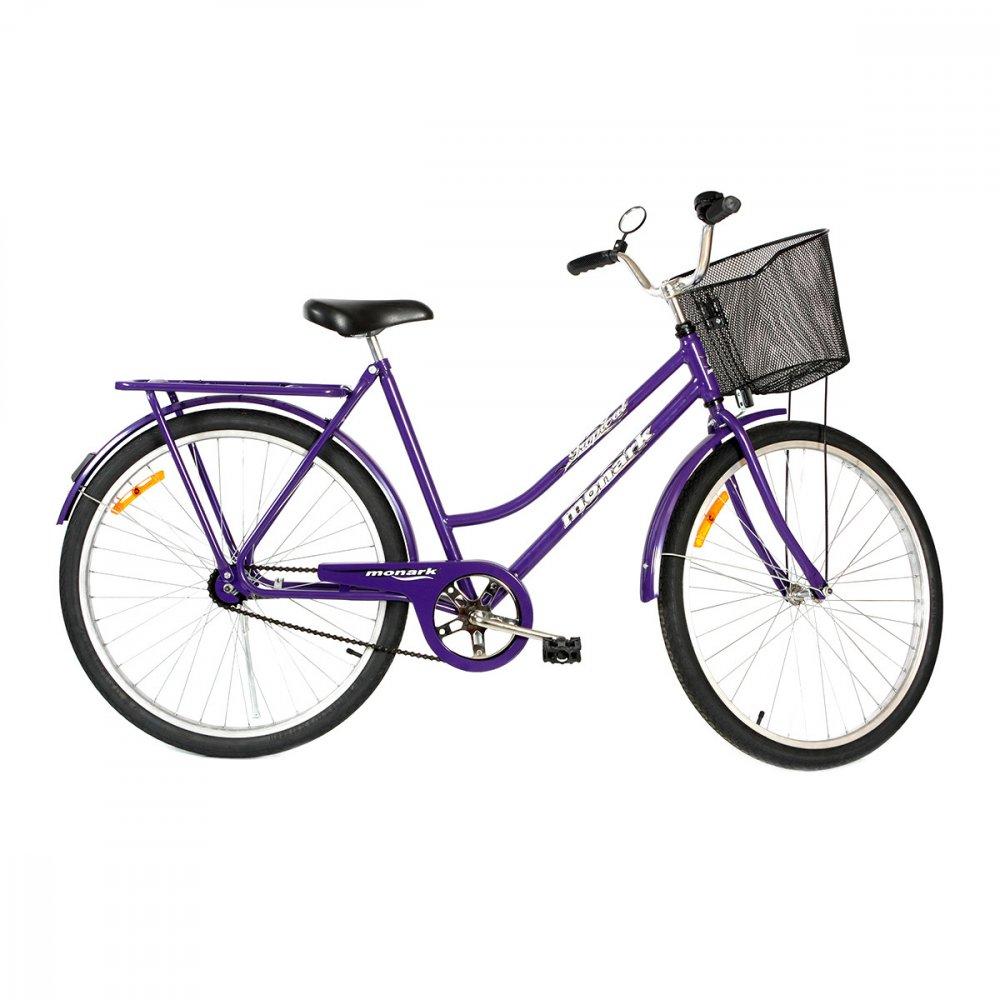 Bicicleta Aro 26 Tropical CP Lazer Violeta unidade Monark  UN