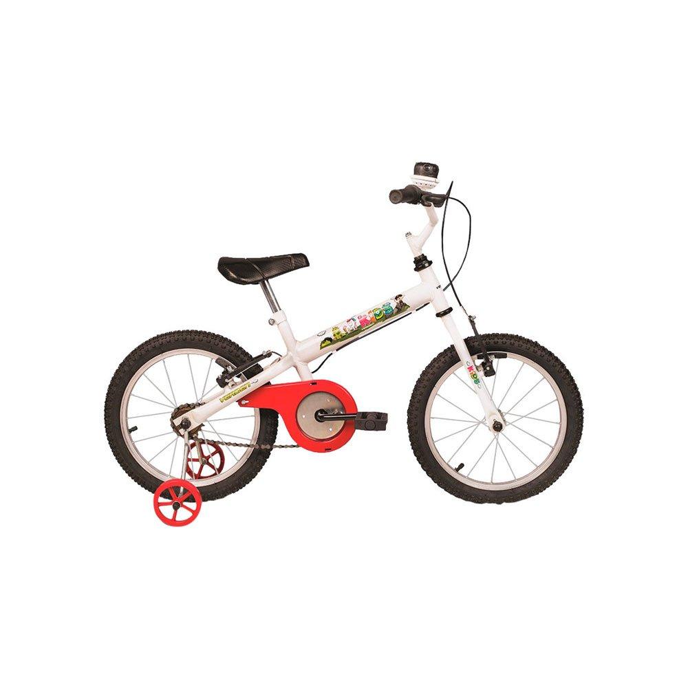 Bicicleta Infantil Aro 16 Kids Branca unidade Verden  UN
