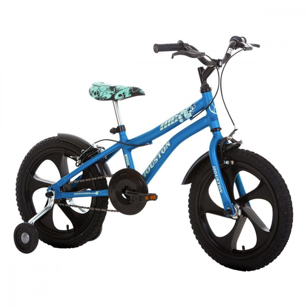 Bicicleta Infantil Aro 16 NC161Q Azul unidade Houston  UN