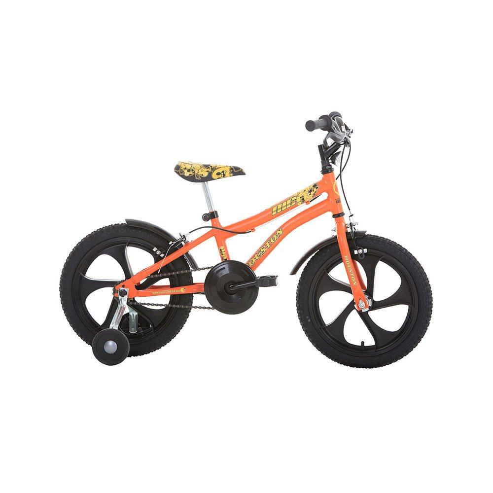 Bicicleta Infantil Aro 16 NC162Q Laranja unidade Houston  UN