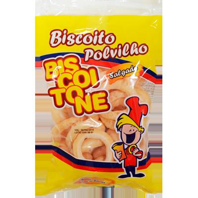 Biscoito de polvilho  200g Biscoitone pacote PCT