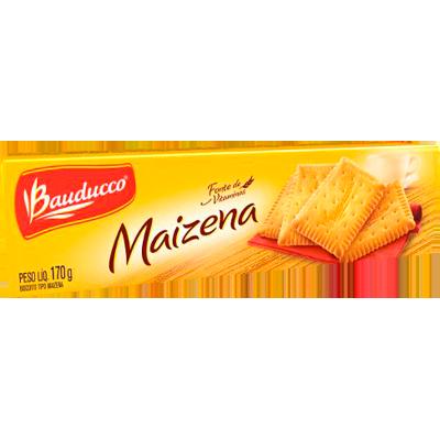 Biscoito Doce sabor maizena 170g Bauducco pacote PCT