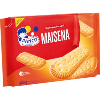 Biscoito Doce sabor maizena 400g Panco pacote PCT