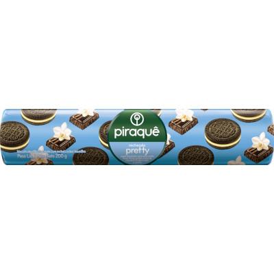 Biscoito Recheado Pretty 200g Piraquê pacote PCT
