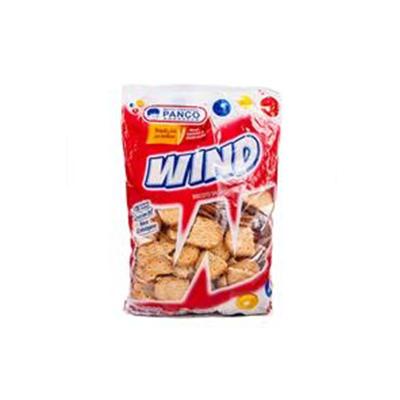 Biscoito salgado  500g Panco/Wind pacote PCT