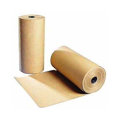 Bobina de papel semi kraft para embalar 60cm aprox.12kg Safra pacote UN