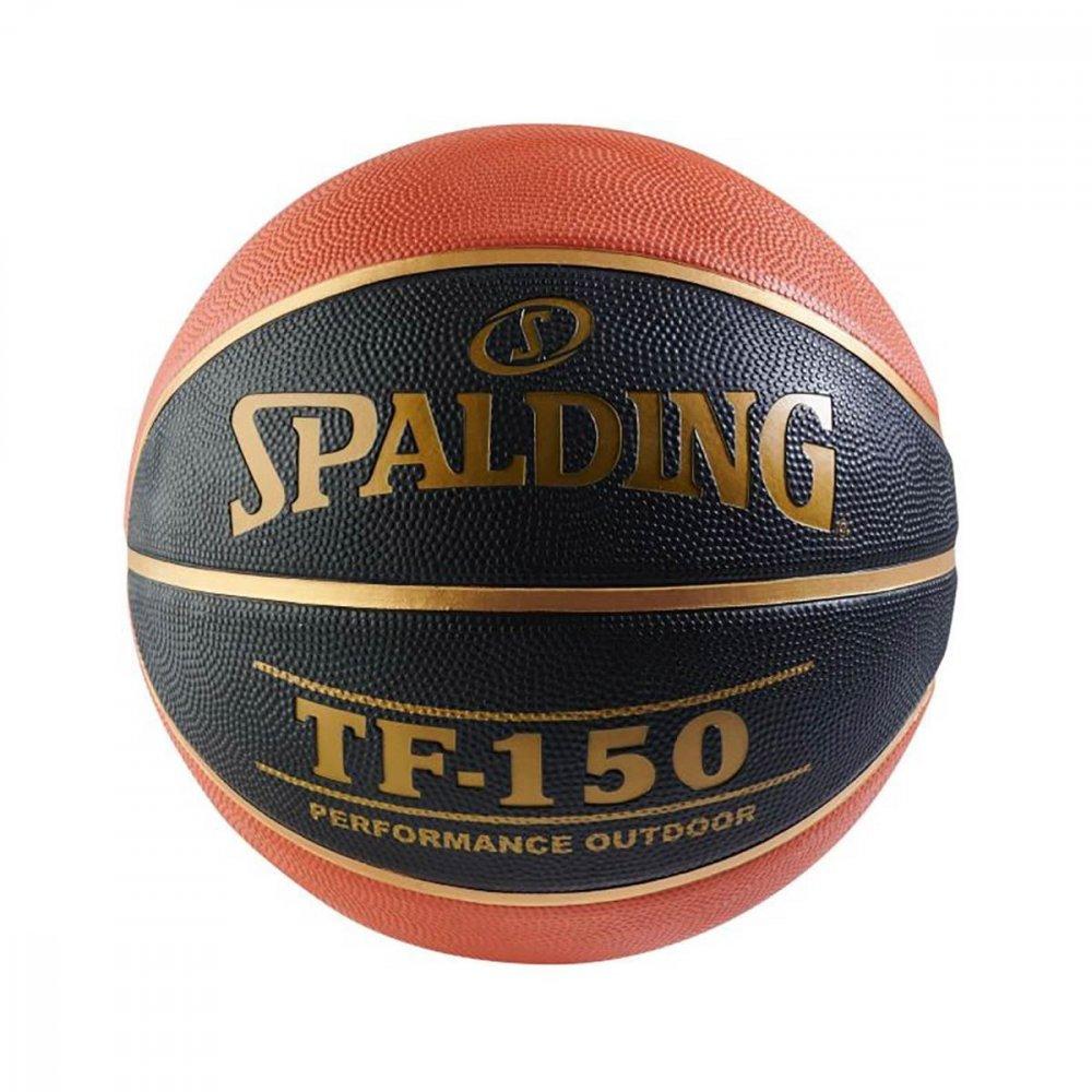 Bola de Basquete TF-150 Aprovada CBB Oficial 8399z unidade Spalding  UN