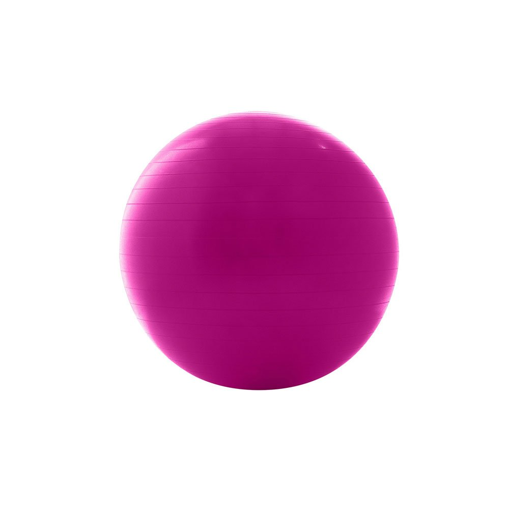 Bola de Ginástica 4,3Cm PFISB6513 Suporta até 120Kg Rosa unidade Golds Gym  UN