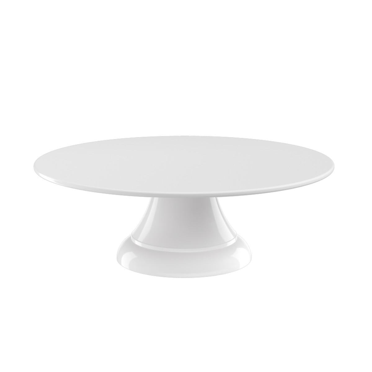 Boleira em Melamina sem Borda Buffet Ø 30,5 x 10 cm Haus Concept  UN