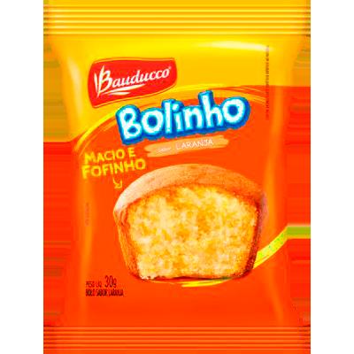 Bolinho sabor laranja 30g Bauducco  UN