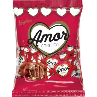 Bombom  Amor Carioca 900G  Neugebauer pacote PCT