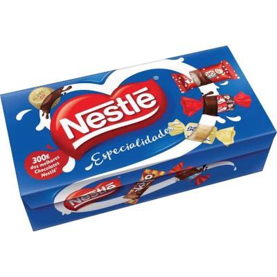 Bombom sortidos 300g Nestlé Especialidades caixa CX