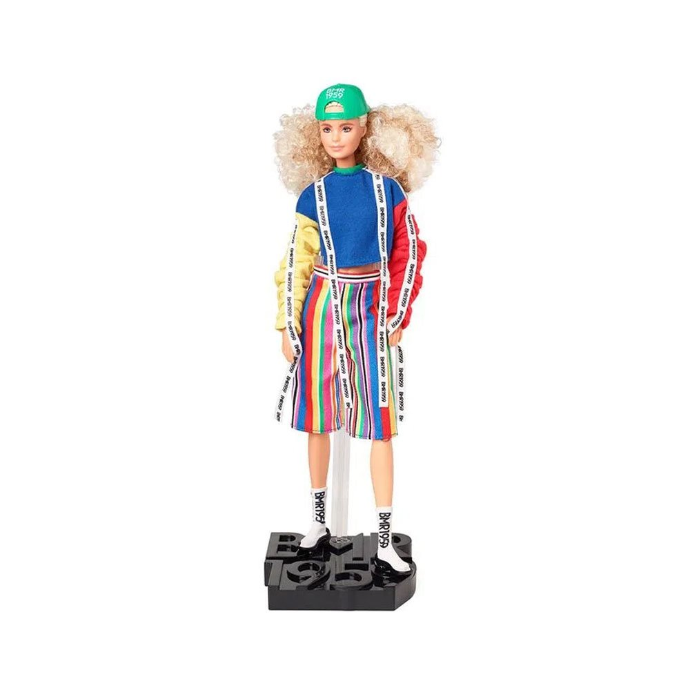 Boneca Barbie Collertor BMR Latina Loira Signature Rosa unidade Mattel  UN