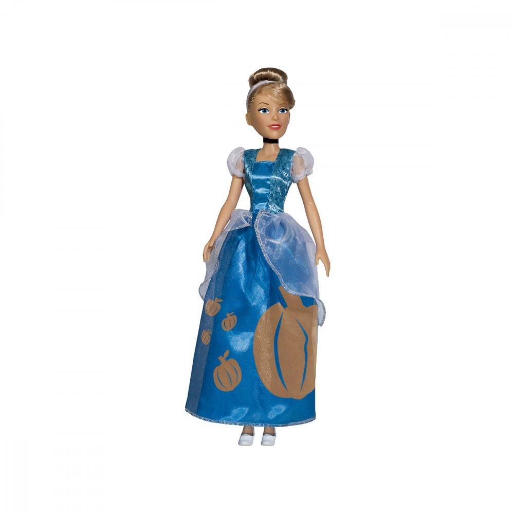 Boneca Cinderela Princesas Disney Azul unidade Baby Brink  UN