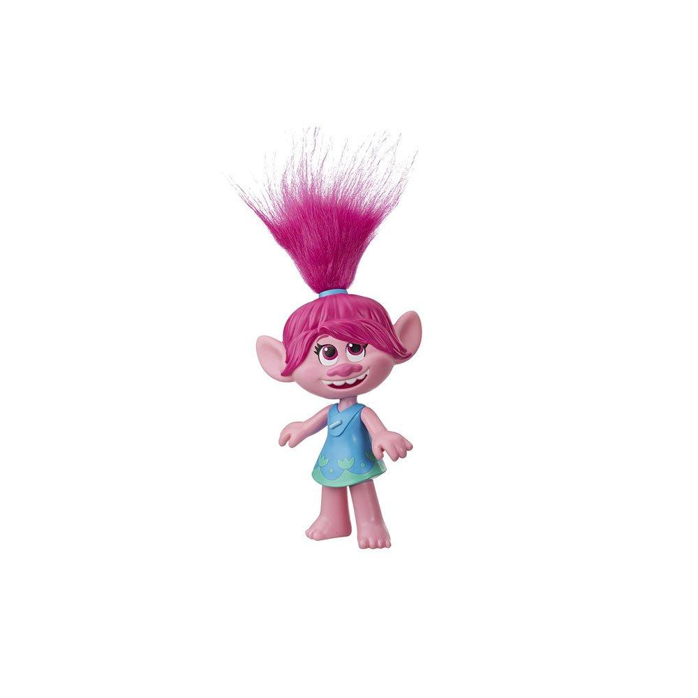 Boneca Pop Superstar Trolls Rosa e Azul unidade Hasbro  UN