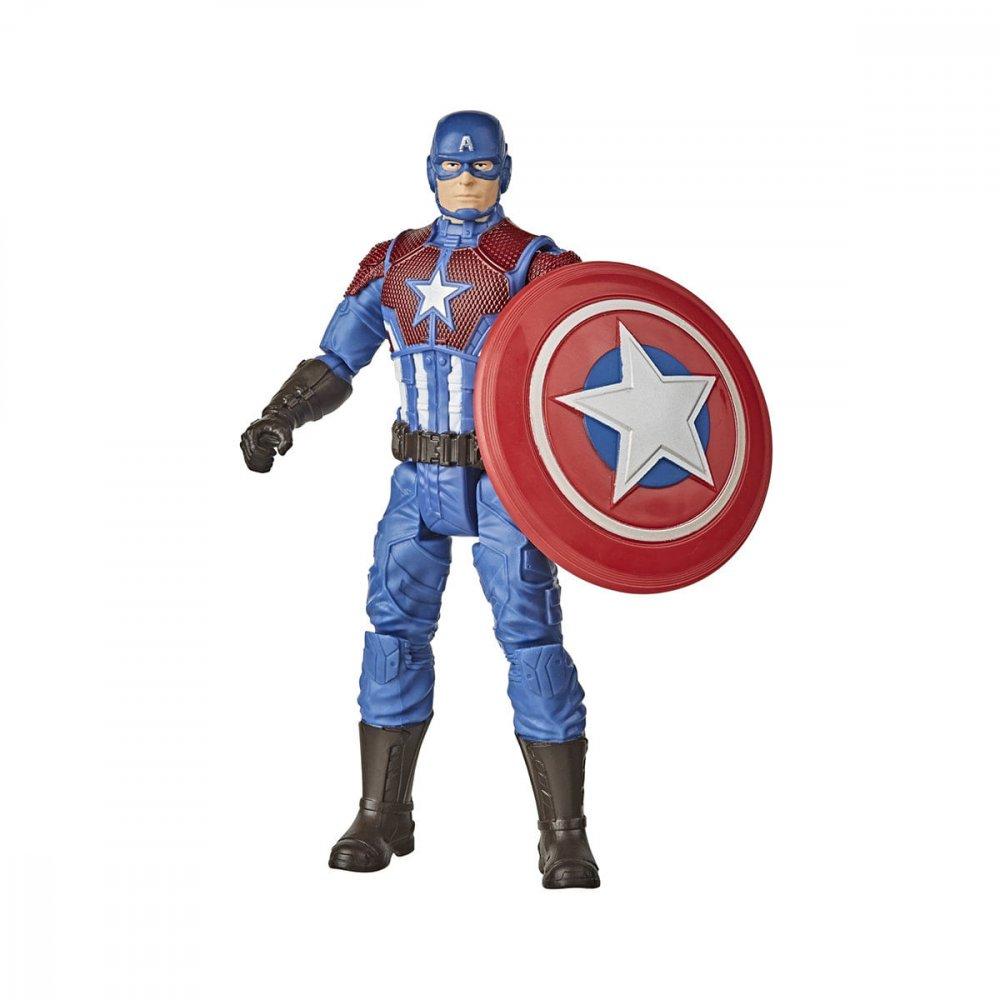 Boneco Capitão América Marvel Gamerverse unidade Hasbro  UN