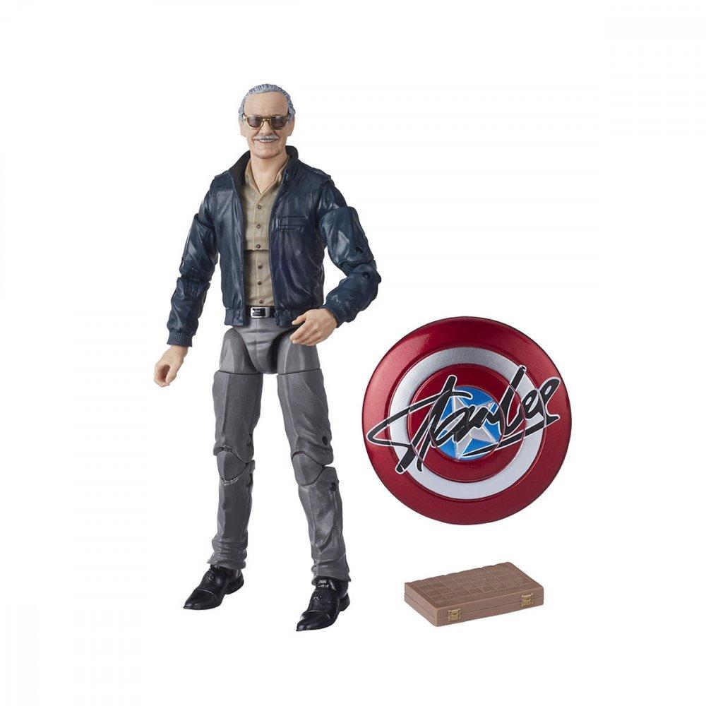 Boneco Marvel Stan Lee unidade Hasbro  UN