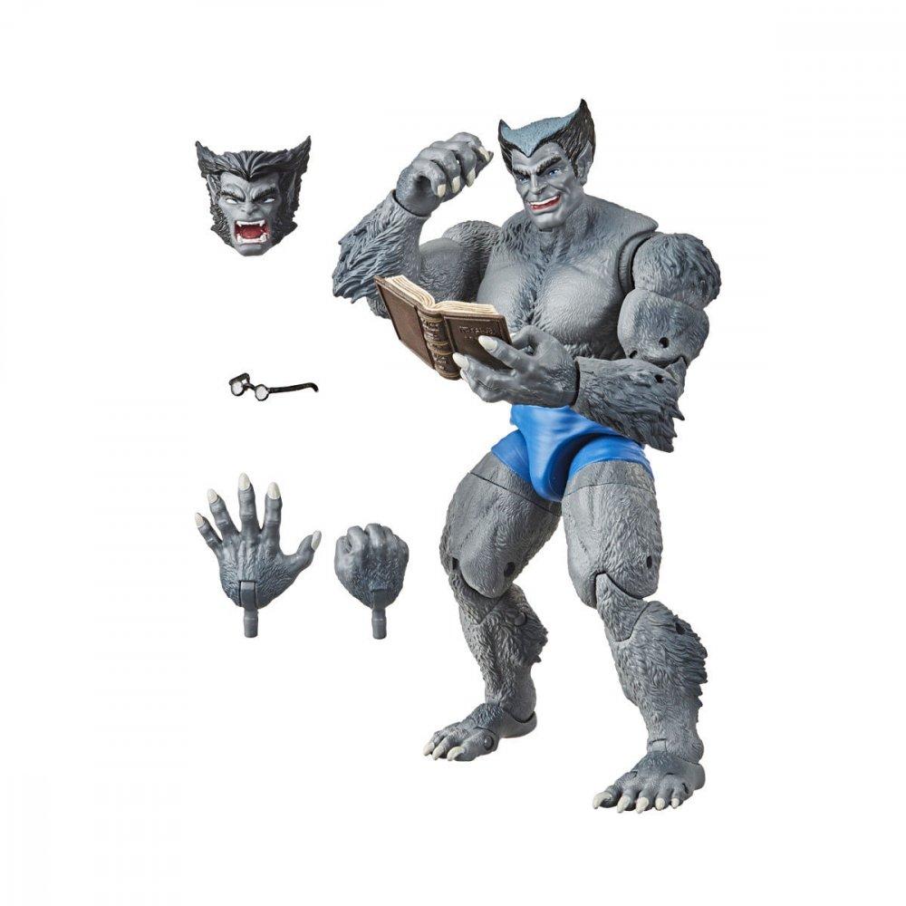 Boneco Marvel X-Men Fera unidade Hasbro  UN