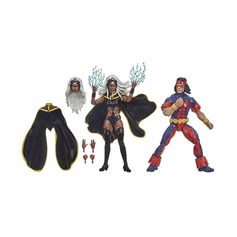 Boneco Marvel X-Men Tempestade e Pássaro Trovejante unidade Hasbro  UN