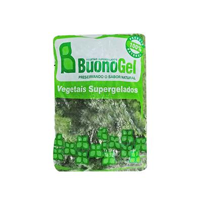 Brócolis congelado por kg Buonogel pacote KG