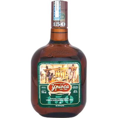 Cachaça 150 anos 700ml Ypioca garrafa UN