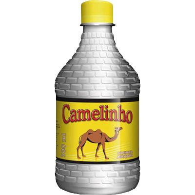 Cachaça Camelinho 500ml  Jamel  pet UN