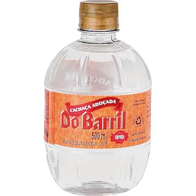 Cachaça  500ml Do Barril garrafa UN
