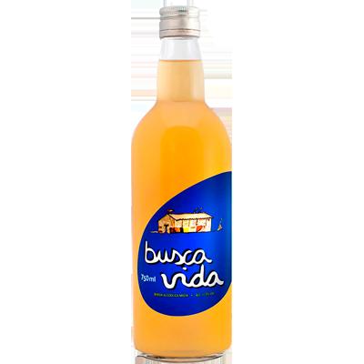 Cachaça  750ml Busca Vida garrafa UN