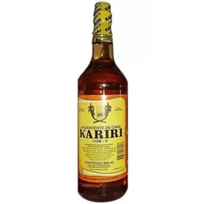 Cachaça  960ml Kariri garrafa UN
