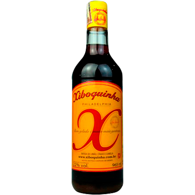 Cachaça  965ml Xiboquinha garrafa UN