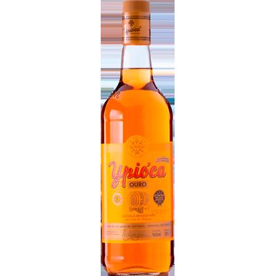 Cachaça Ouro 965ml Ypioca garrafa UN