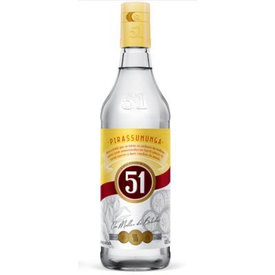 Cachaça Pirassununga 965ml 51 garrafa UN