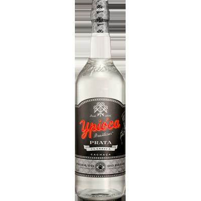 Cachaça Prata 960ml Ypioca garrafa UN