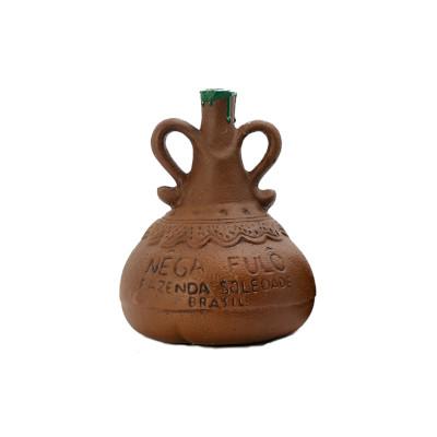 Cachaça Terracota 700ml Nega Fulô garrafa UN