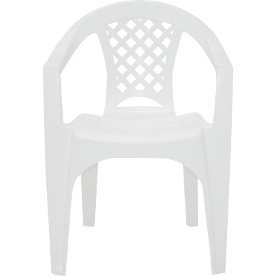 Cadeira Poltrona Iguape Branca unidade Tramontina  UN