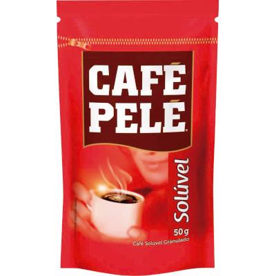 Café Granulado Solúvel Original 50g Pelé pouch UN
