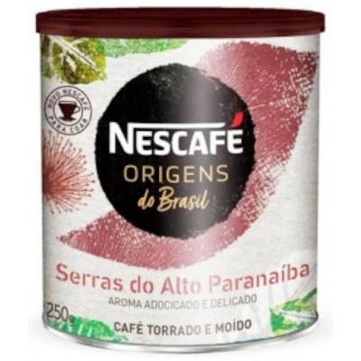 Café Serras do Alto Parnaíba 250g Nescafé/Matinal lata UN