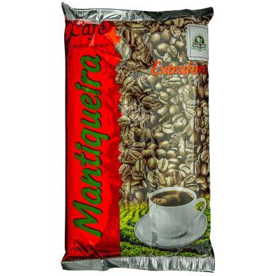 Café torrado e moído extra forte (em pó) 500g Mantiqueira almofada UN