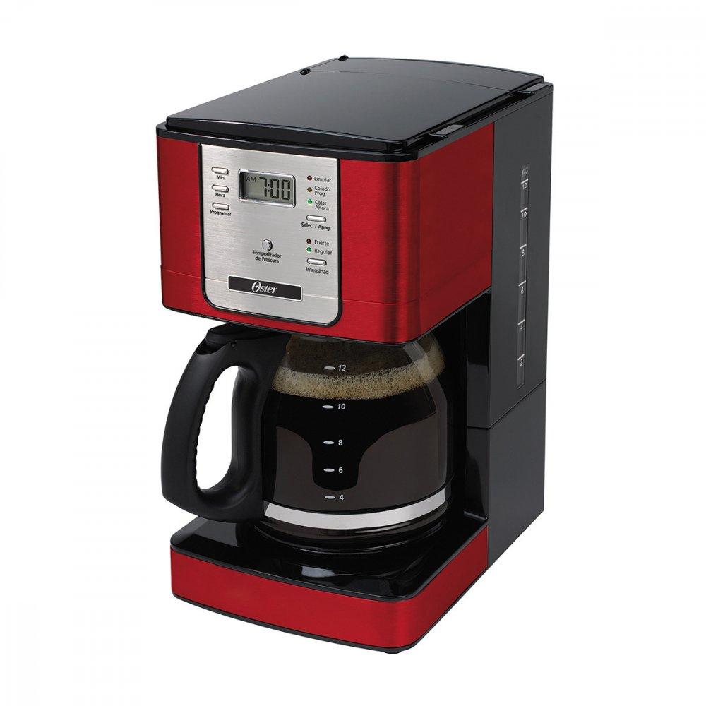 Cafeteira Elétrica Flavor 36 Xícaras Bvstdc4401Rd Vermelha 220v unidade Oster  UN