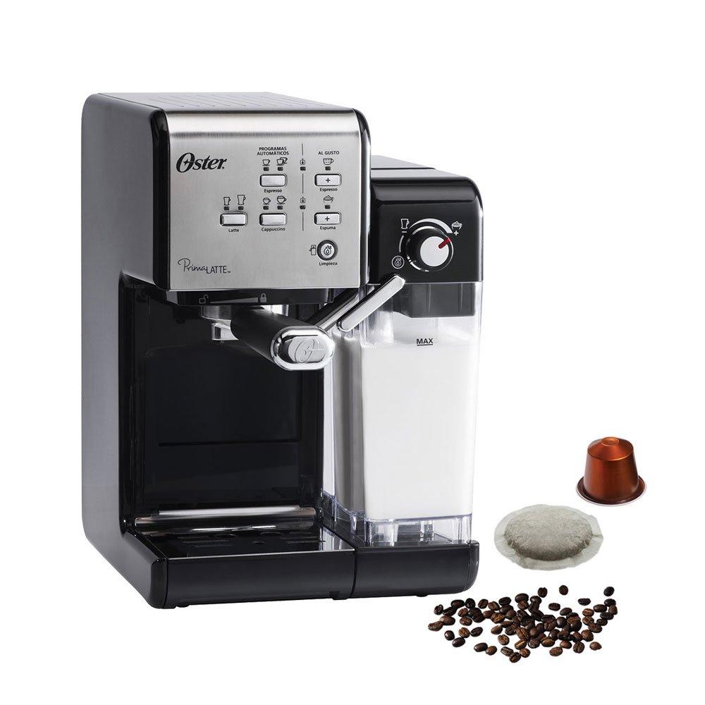 Cafeteira Expresso PrimaLatte BVSTEM6701 Prata 110v unidade Oster  UN
