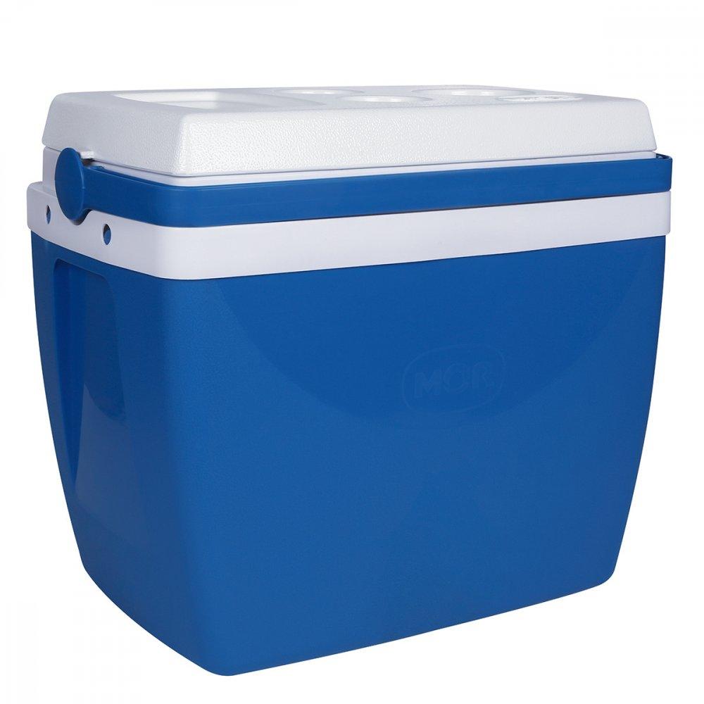 Caixa Térmica Glacial Azul 28 Litros unidade Mor  UN