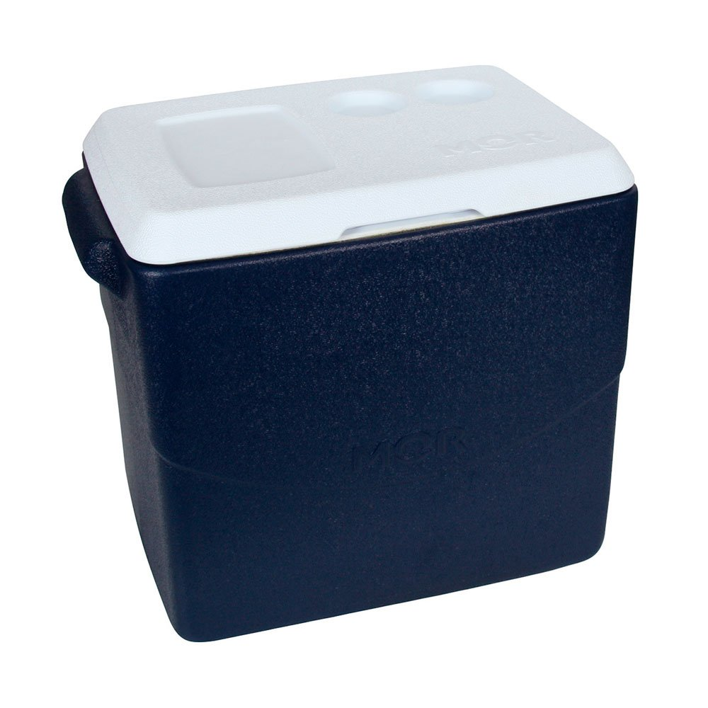 Caixa Térmica Glacial Azul 40 Litros unidade Mor  UN