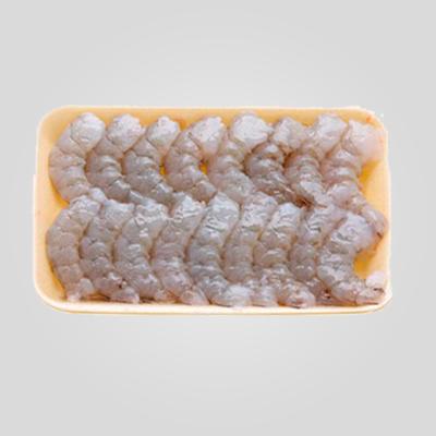 Camarão cinza limpo congelado (80 a 100 unidades/kg) Beira Sul por Kg KG