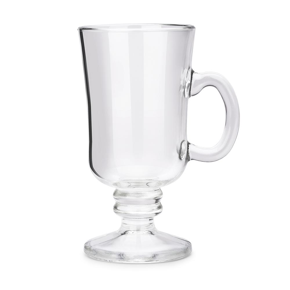 Caneca Irish Coffe 240ml Haus Concept vidro UN