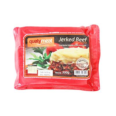 Carne Seca dianteiro por Kg Qualymeat  KG