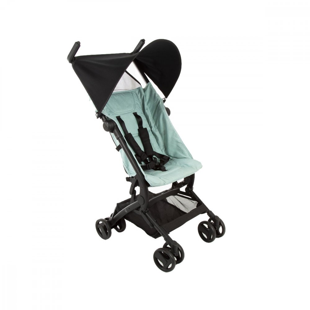 Carrinho de Bebê compacto 4 Rodas Suporta até 15Kg Verde unidade Safety 1st  UN