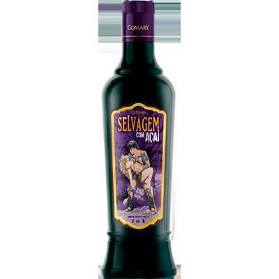 Catuaba Açaí 1Litro Selvagem garrafa UN