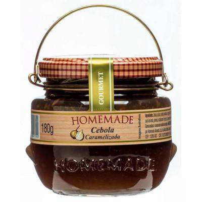 Cebola Caramelizada  180g Homemade  VD